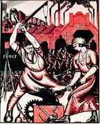feminismo, mujeres en lucha, huelga, revolución rusa, 8 de marzo, clase obrera, mujeres obreras, trabajadoras